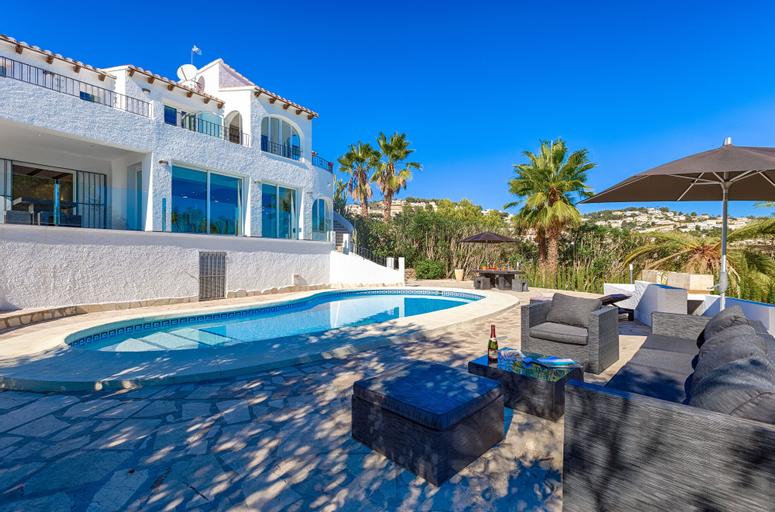 Villa Solhabitat Moraira Golf, Alicante