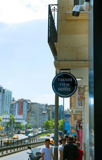 Taksim View Hotel, Beyoğlu