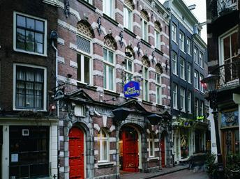 Best Western Dam Square Inn, Amsterdam