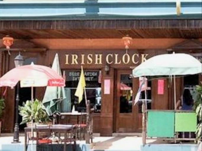 The Irish Clock, Muang Udon Thani