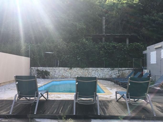 La Villa les Ixoras, Le Robert