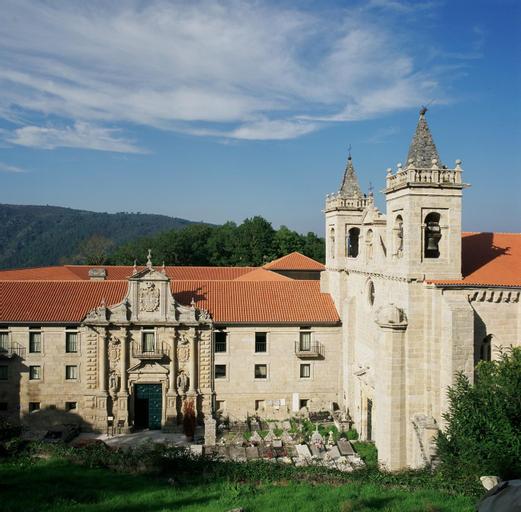 Parador de Santo Estevo, Ourense
