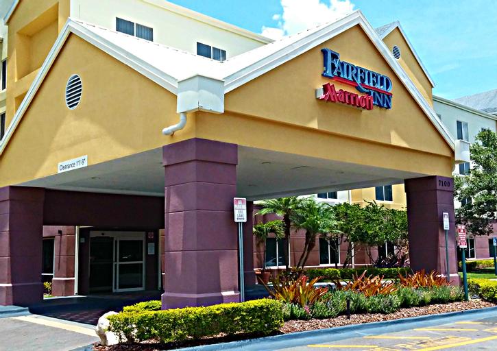 Fairfield Inn Orlando Airport, Orange