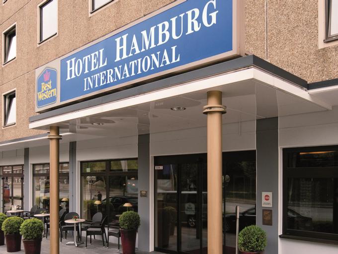 Best Western Hotel Hamburg International, Hamburg