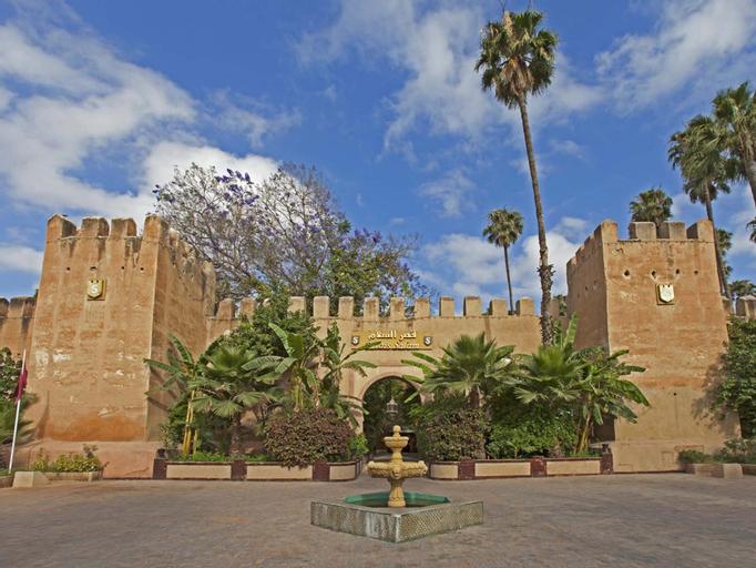 Palais Salam, Taroudannt