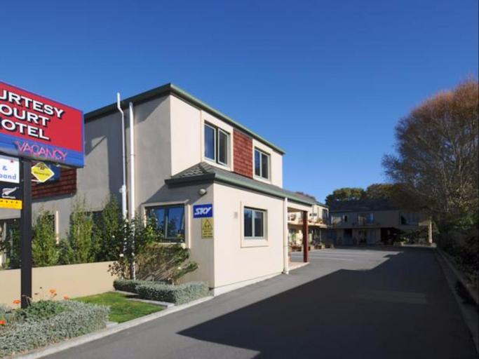 Courtesy Court Motel, Christchurch