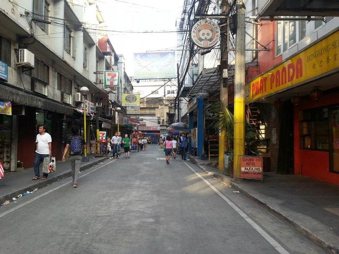 Golden City Hotel, Manila