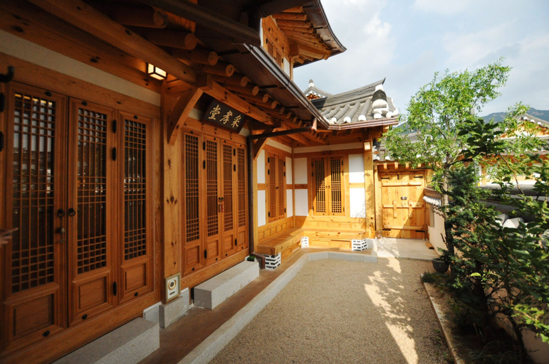 Hanok Geust House Chai-Hyo-Dang, Eun-pyeong