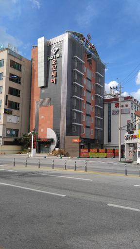 ODYSSEY  HOTEL, Chungju