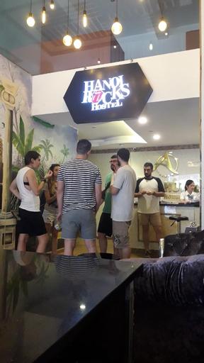 Hanoi Rock Hostel, Hoàn Kiếm