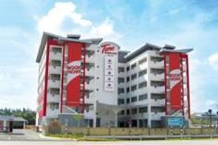 Tune Hotel - LCCT, Kuala Lumpur