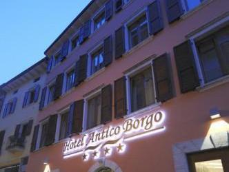 Hotel Antico Borgo, Trento