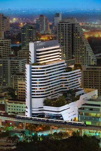 JW Marriott Hotel Bangkok, Khlong Toey