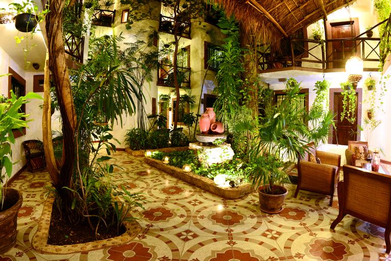 Posada Mariposa Boutique Hotel, Cozumel