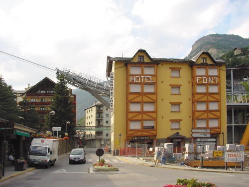 Hotel Font,