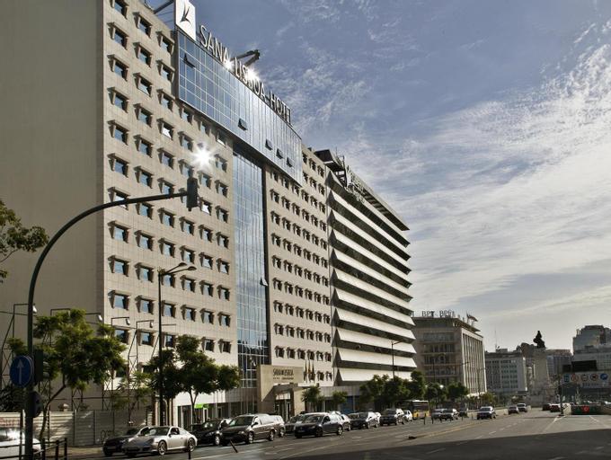 SANA Lisboa Hotel, Lisboa