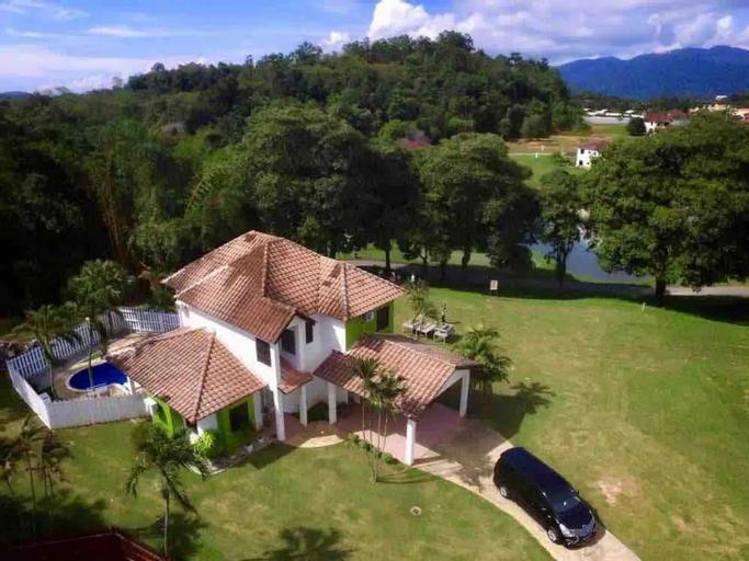 Charming Villa A Famosa, Alor Gajah