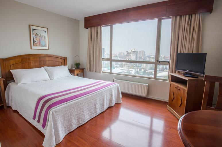 Apart Hotel Neruda, Santiago