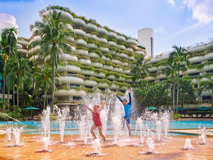 Shangri-La Hotel, Singapore, Orchard
