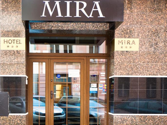Hotel Mira, Praha 2