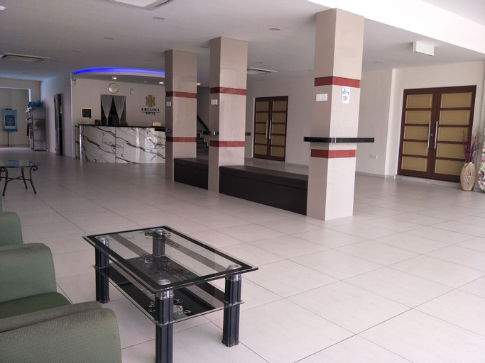 Angsoka Hotel, Hilir Perak