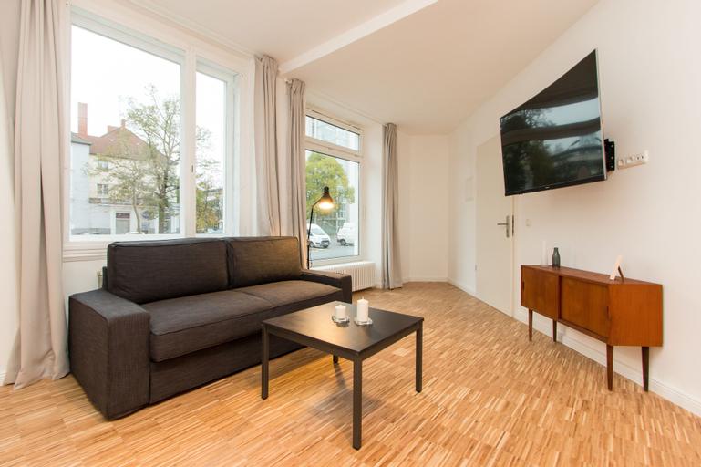 Primeflats - Apartments Aroser Allee, Berlin