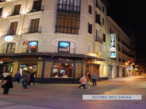 Hotel Río Arga, Zaragoza