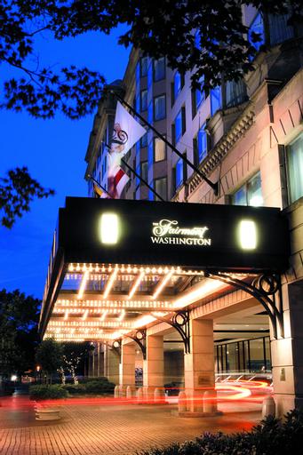 The Fairmont Washington DC, District of Columbia