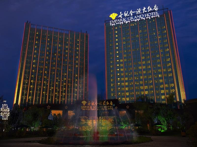 Empark Grand Hotel Xishuangbanna, Xishuangbanna Dai