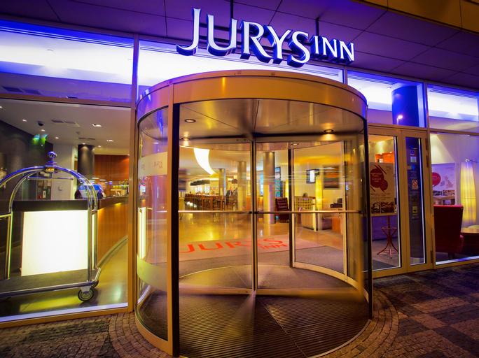 Jurys Inn Prague, Praha 7