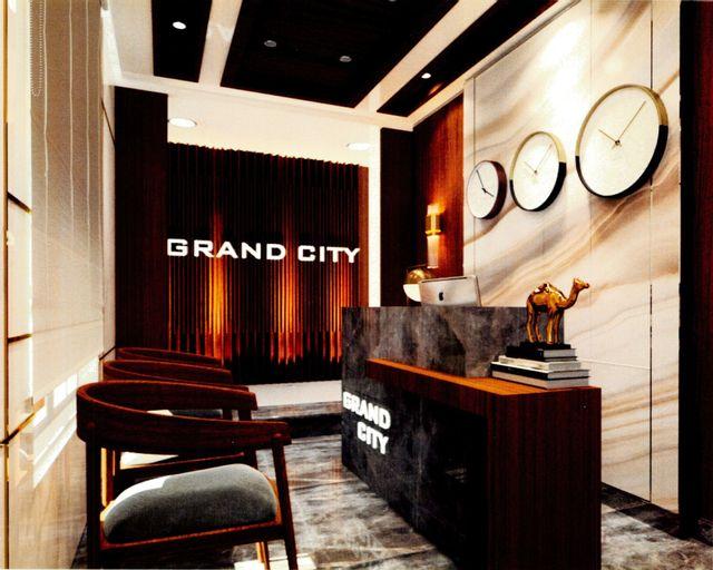 Grand City Hotel, Qasr an-Nil