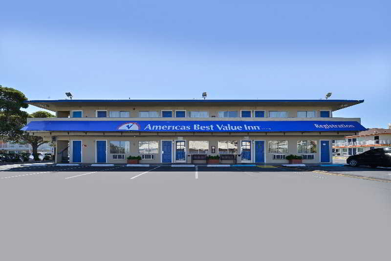 Americas Best Value Inn Las Vegas Strip, Clark