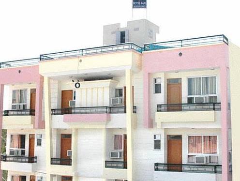 Hotel Sanj, Jaipur