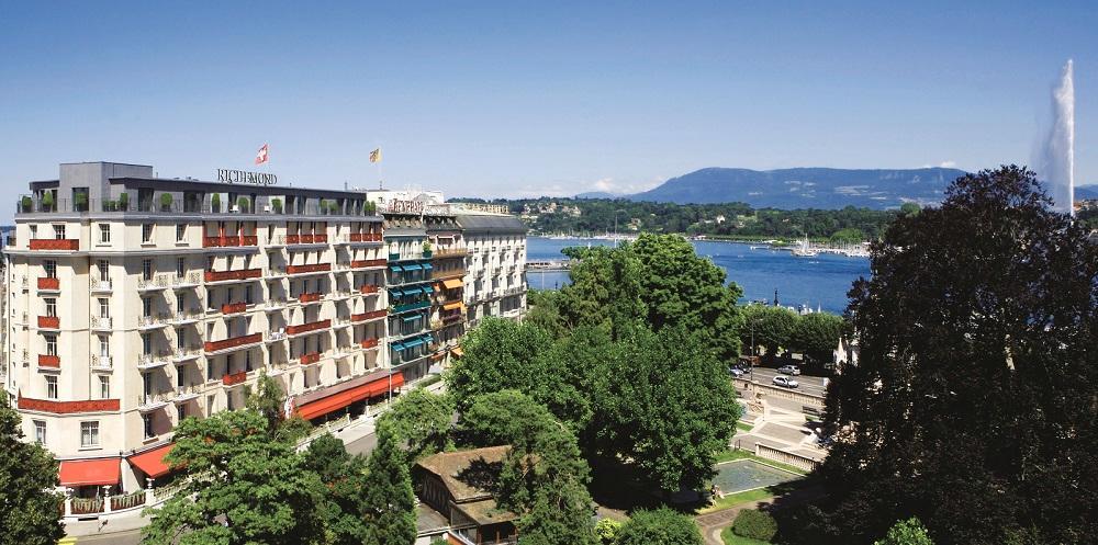 Le Richemond, Genève