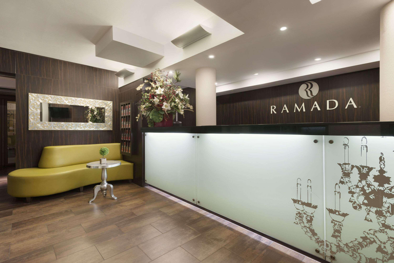 Ramada Frankfurt City Centre & Financial Dist., Frankfurt am Main