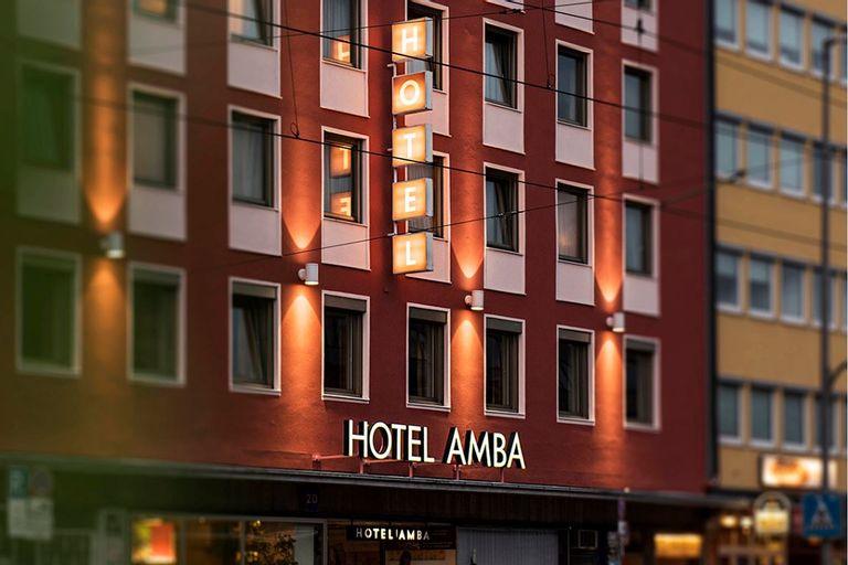 Hotel Amba, München