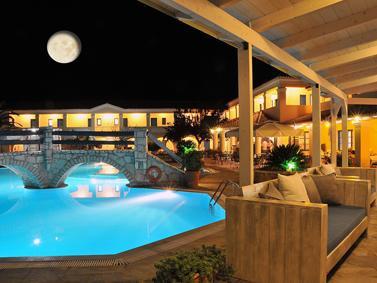 Karavostasi Beach Hotel, Epirus