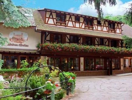 Hôtel-Restaurant Du Château D'Andlau, Bas-Rhin
