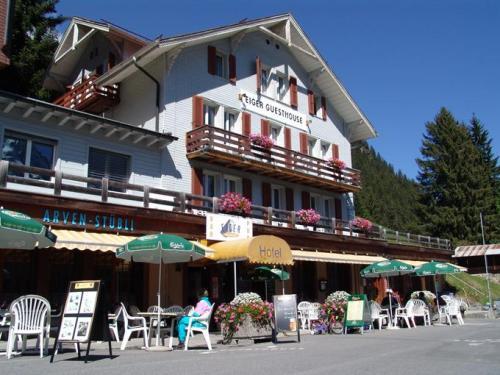 Eiger Guesthouse, Interlaken