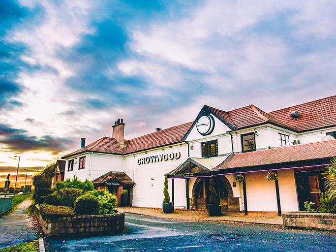 Halo Crowwood Hotel Glasgow, North Lanarkshire