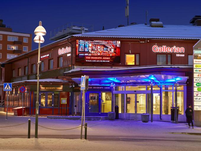 Hotel Bishops Arms Kiruna, Kiruna