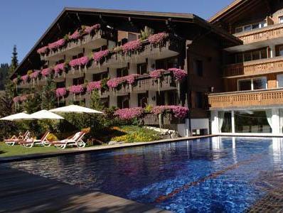 ERMITAGE Wellness- & Spa-Hotel, Saanen