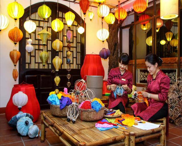 Hoi An Lantern Hotel, Hội An