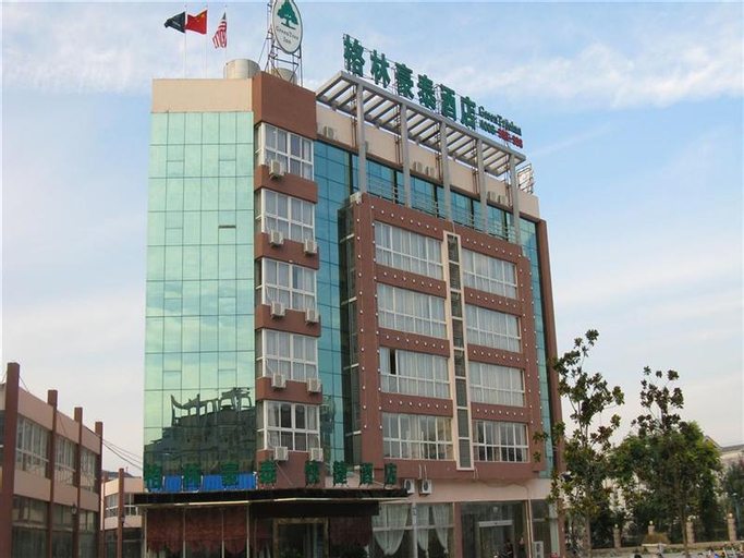 GreenTree Inn Guannan Renmin West Road Hotel, Lianyungang