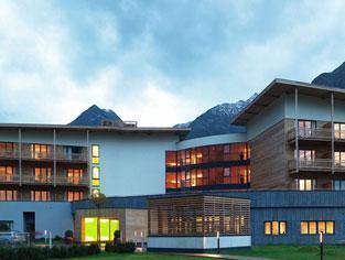 Aqua Dome 4 Sterne Superior Hotel & Tirol Therme Langenfeld, Imst