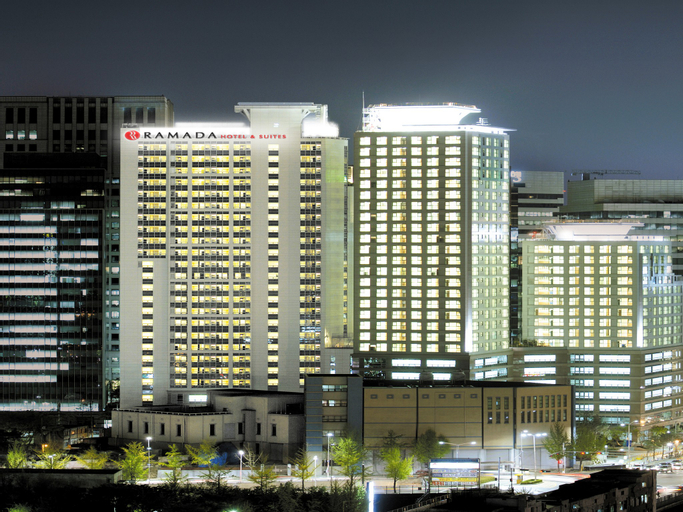 Ramada Hotel and Suites Seoul Namdaemun, Jongro