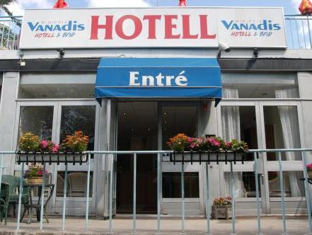 Vanadis Hotell & Bad, Solna