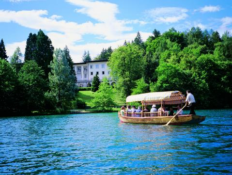 Hotel Vila Bled, Bled