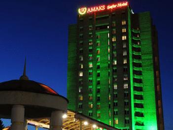 Amaks Safar Hotel, Vysokogorskiy rayon