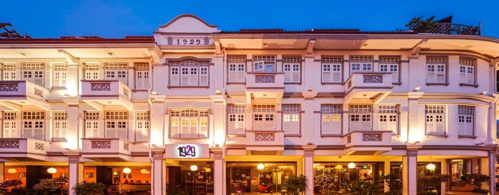 Q Loft Hotel 1929 @ Chinatown, Outram